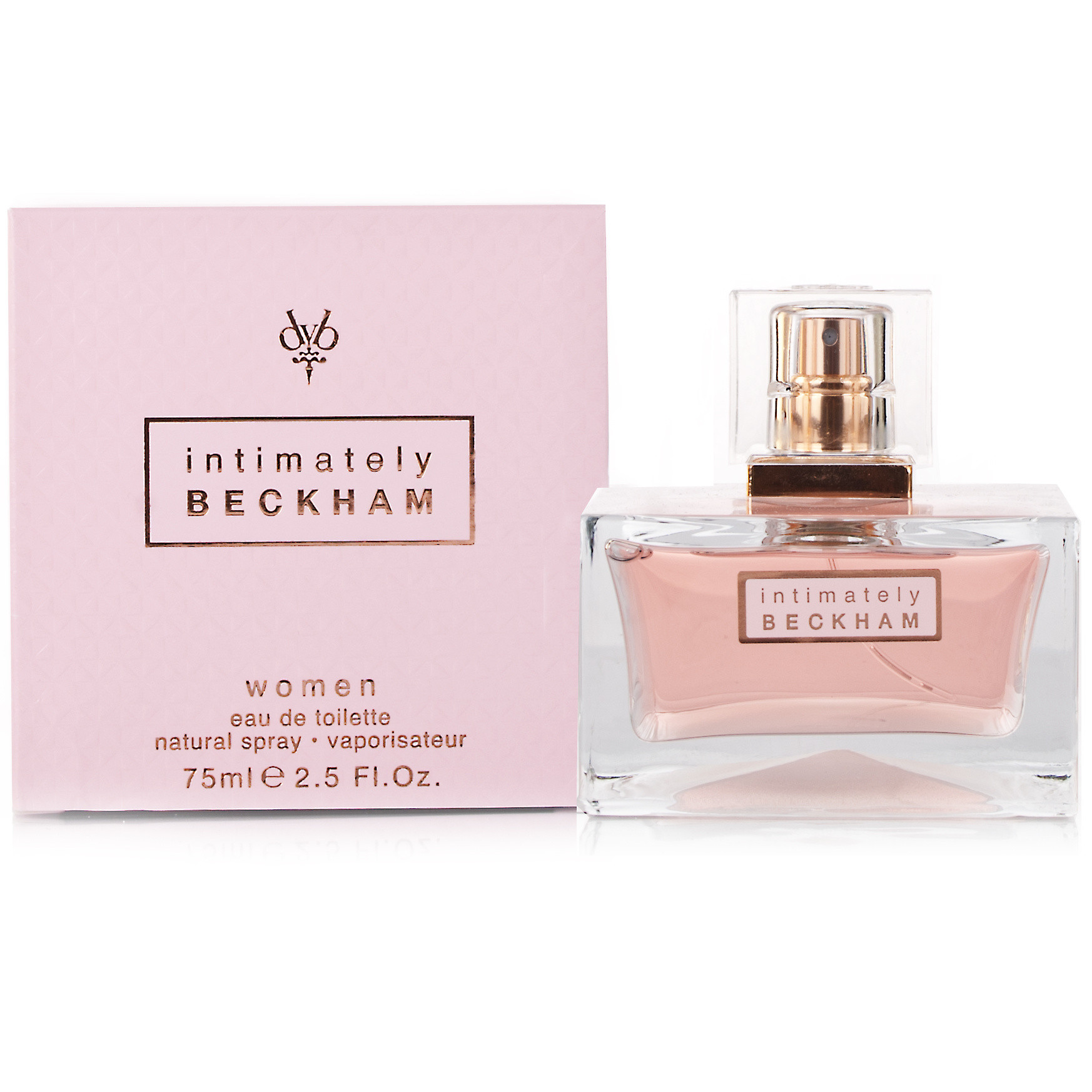 victoria beckham intimately: